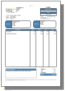 cleaning invoice template uk | invoice example, Invoice examples