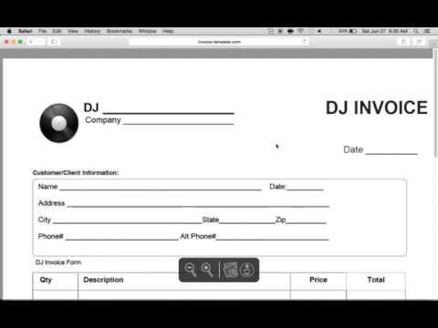 The Best Ways To Send Invoices For DJ Gigs The Nerdy DJ