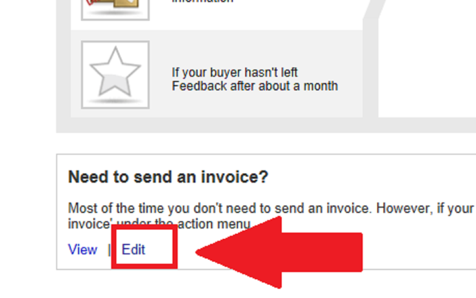 Ebay Invoice Template Invoice Example - Send invoice to buyer ebay