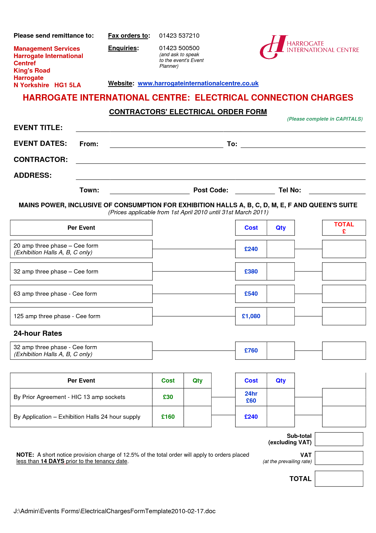 Electrical Invoice Template Images Download Electrical - Contractor invoice template free download