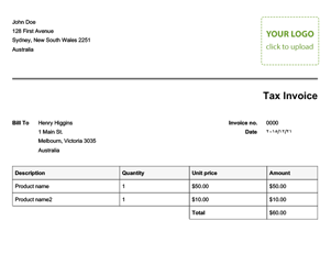 Delightful Free Electronic Invoice Inside Electronic Invoice Template