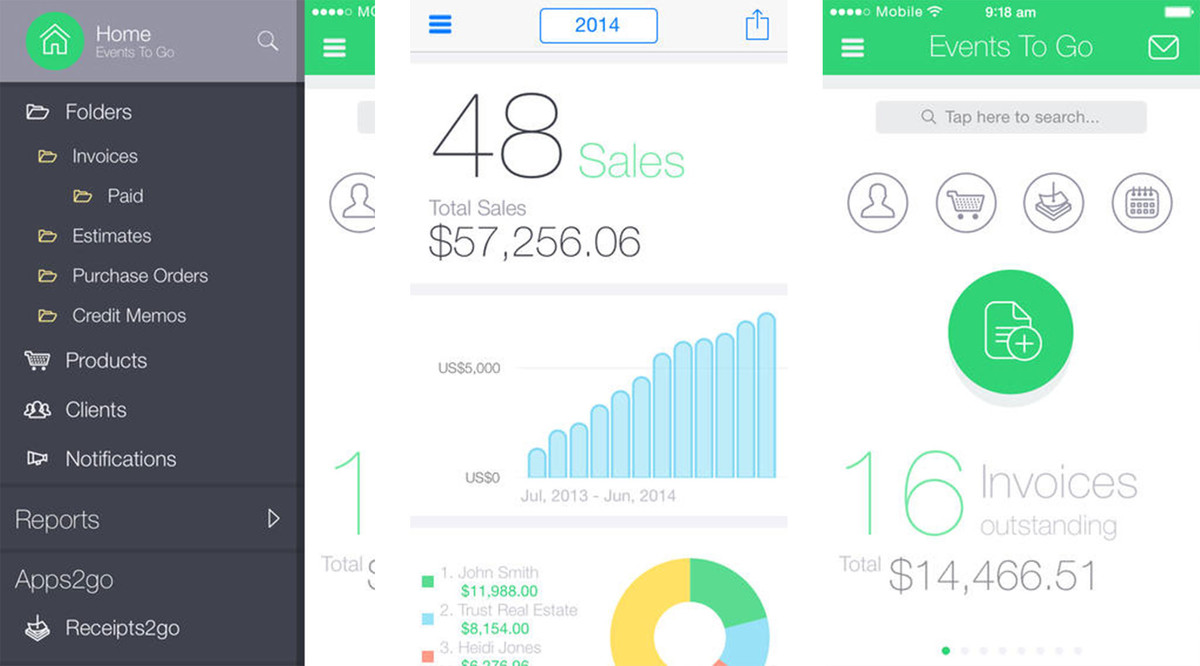 Best invoicing apps for iPhone: Ditch paper and get paid faster