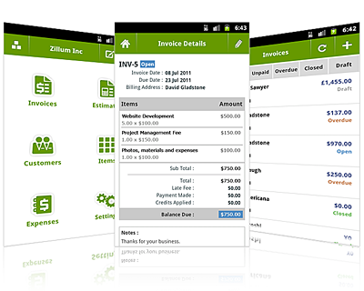 Invoice Creator App Geccetackletartsco - Invoice template for android phone