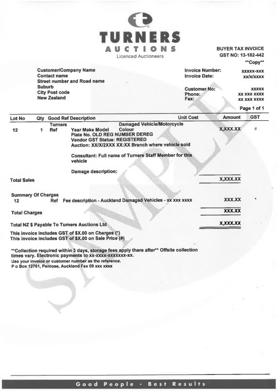 Jeep Wrangler Invoice Price 2014 Pdf Invoice Template Nz  Invoice Example Meaning Of Commercial Invoice Word with Retail Invoice Template Invoice Template Nz Sample Auction Invoices  Trsnzg Invoicing Made Simple Excel