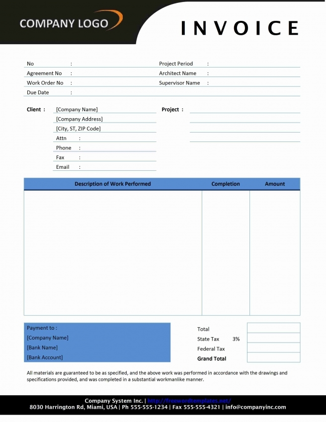 Proforma Invoice Template Uk ⋆ Invoice Template