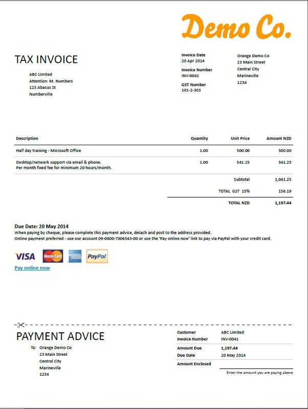 Invoice For Self Employed Insssrenterprisesco - Self employment invoice template